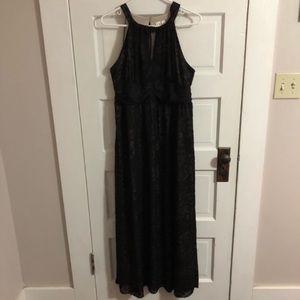 Emma & Michelle Dress Maxi Sleeveless Women's 12